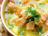 Готовим гороховый суп