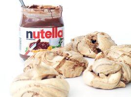 Безе с Nutella