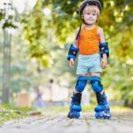 Безопасность ребенка на роликах