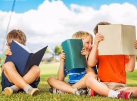 Какие книги выбрать для малыша