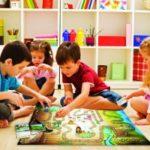 Какими бывают детские игры?