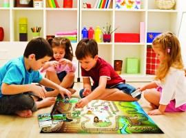 Какими бывают детские игры